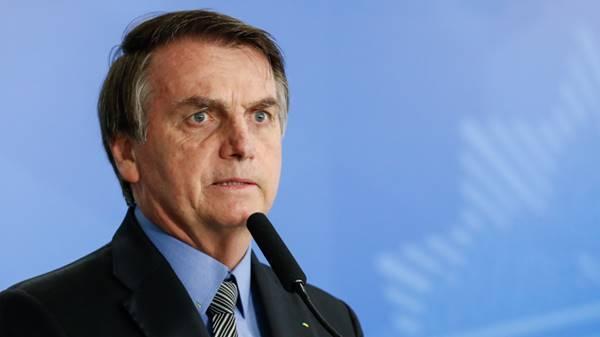 Bolsonaro tem rejeição