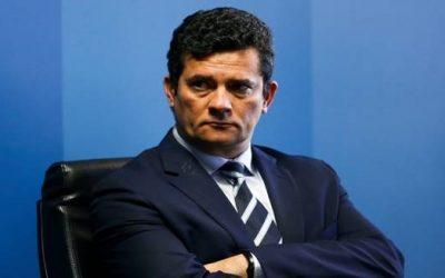 Ex-ministro Sergio Moro deve ser investigado