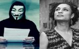 Internet espera que grupo de hackers vazem informações