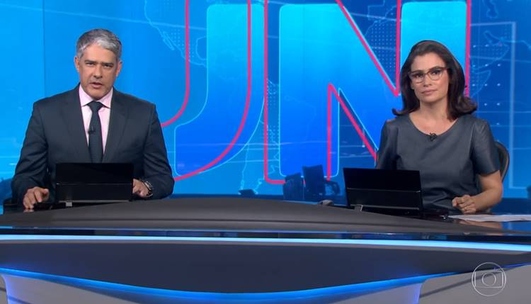 Jornal Nacional explode na audiência