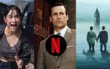 Lançamentos Netflix e Removidos em 10 de Junho