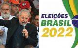 Lula como presidente do Brasil em 2022
