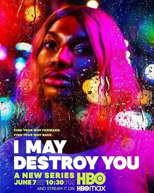 Série da HBO I May Destroy You