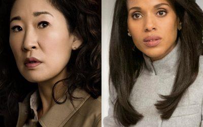 Sandra Oh queria ser Olivia Pope em Scandal