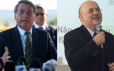 Bolsonaro anuncia pastor de igreja
