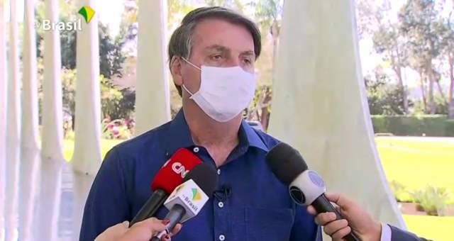 Bolsonaro pode estar mentindo
