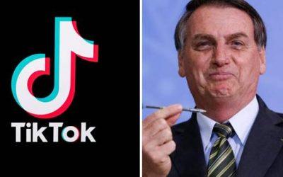 Bolsonaro pode proibir TikTok no Brasil