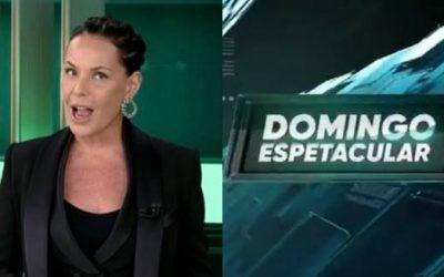 Domingo Espetacular com Carolina Ferraz