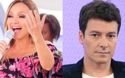 Eliana supera Rodrigo Faro