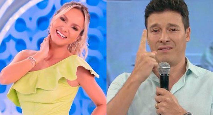 Eliana tem vitória isolada contra Rodrigo Faro