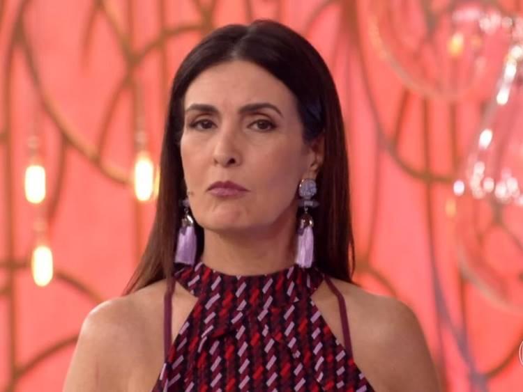 Fatima Bernardes despenca a audiência
