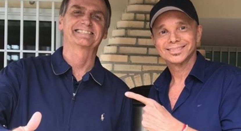 Netinho ataca LGBTs e defende Bolsonaro