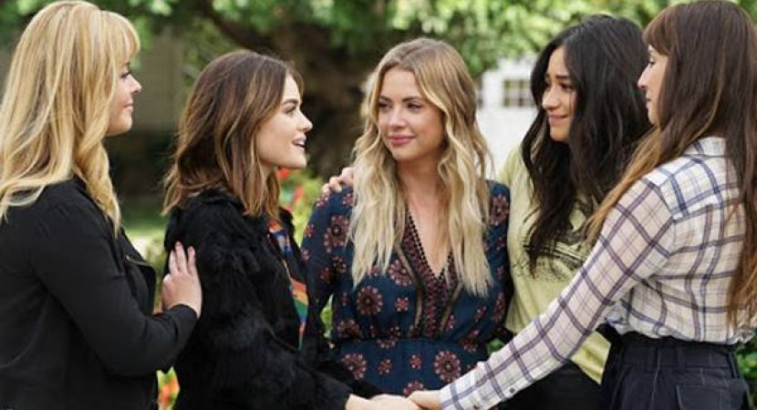 Pretty Little Liars será removido da Netflix