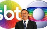 SBT transmite futebol e ganha da Globo