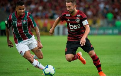 SBT vai reprisar jogo entre Flamengo e Fluminense