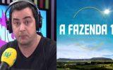 Carioca estará em A Fazenda 12