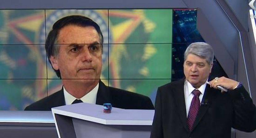 Furioso Datena manda recado Inédito para Bolsonaro - BUNDÃO É O SENHOR
