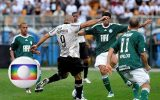 Jogo entre Corinthians e Palmeiras