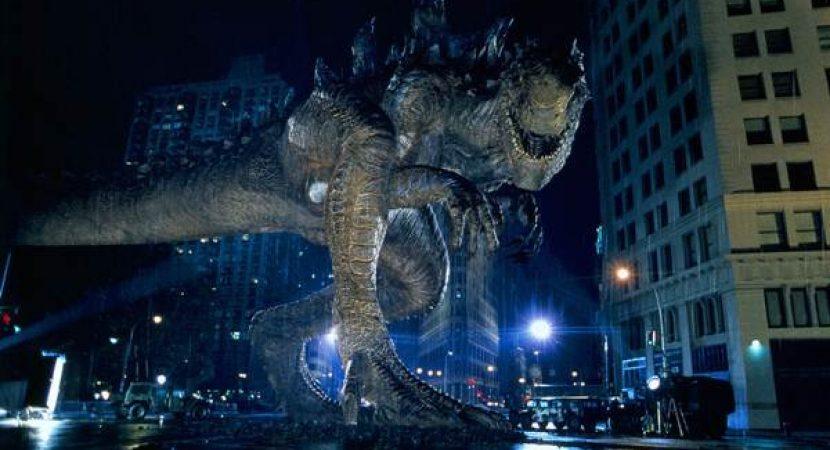 Record exibe o filme Godzilla