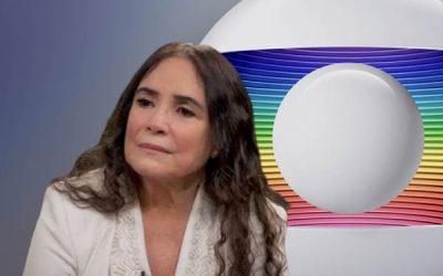 Regina Duarte pediu emprego a Globo