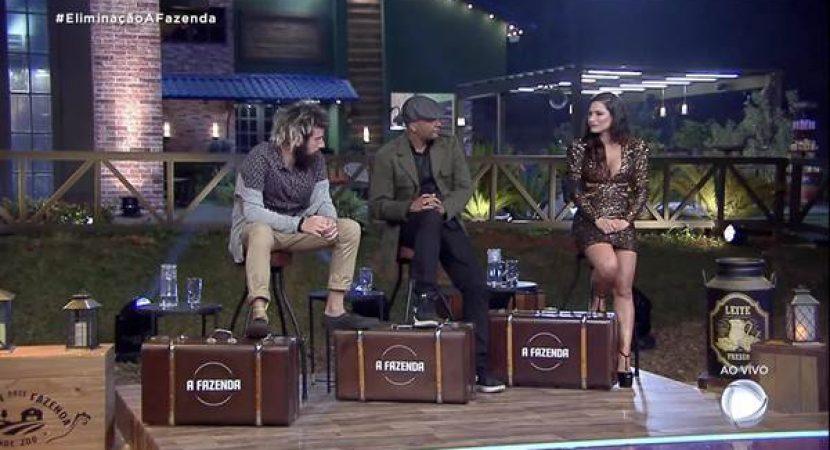 A Fazenda crava ótima audiência contra a Globo