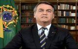 Bolsonaro afunda audiência da Globo com pronunciamento
