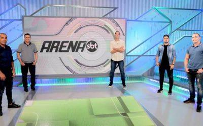Arena SBT estreia com audiência baixa