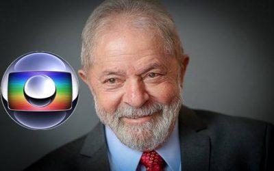 Jornalista da Globo já reconhece que Lula será candidato em 2022