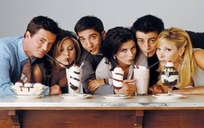 Netflix anuncia quando Friends será removido do catalogo