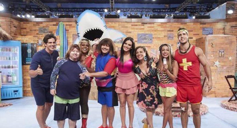Vai que cola decola a audiência da Globo