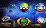 Audiência das emissoras em são Paulo