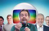 Faustão deixa a Globo em Dezembro