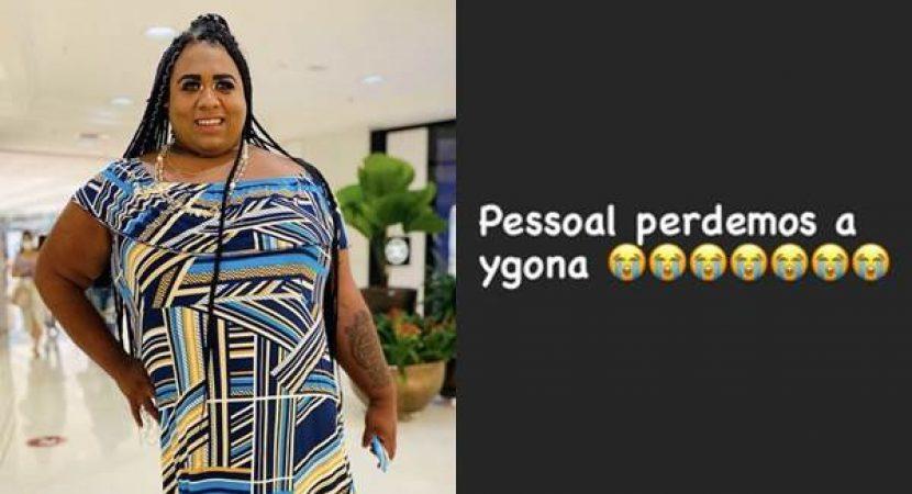 Morre influencer Ygona Moura