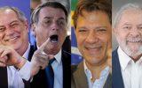 Nova pesquisa mostra que Bolsonaro perde