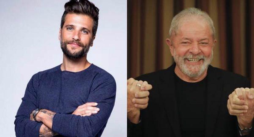 Revoltado Bruno Gagliasso diz Brasil que era melhor com Lula
