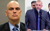 Alexandre de Moraes manda prender deputado Bolsonarista