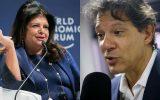 Fernando Haddad pode convidar dona da Magazine Luiza