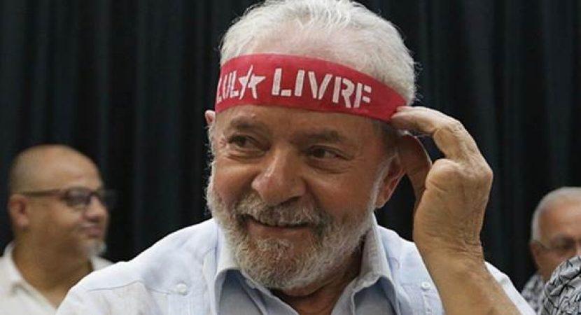 Prisão de Lula foi para tira-lo das eleições