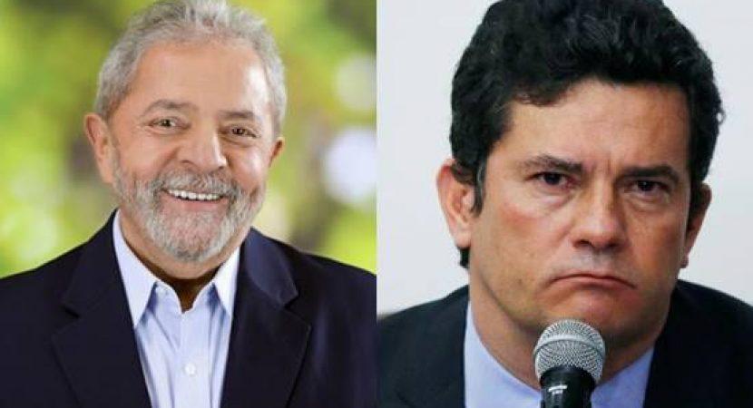 Sergio Moro agora diz que tentou proteger Lula