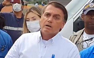 Bolsonaro chama Brasileiros de idiotas e diz