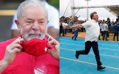 Bolsonaro perde força e ver Lula tomar seu lugar nas redes