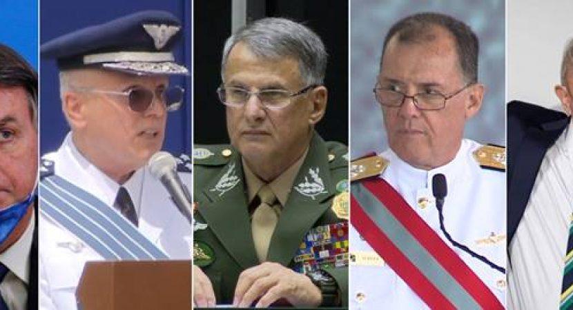 Com medo de Lula Bolsonaro demite comandante