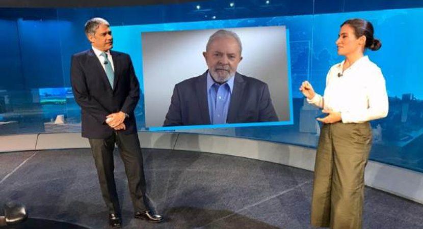 Jornal Nacional quebra recorde de audiência