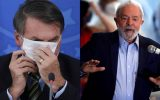Bolsonaro culpa Lula por por fracasso em seu governo
