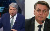 Datena diz que Bolsonaro agrediu a democracia