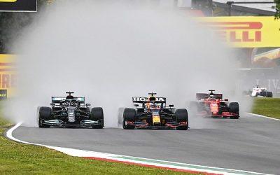 Formula 1 na Band