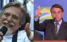Zé de Abreu zomba de Bolsonaro