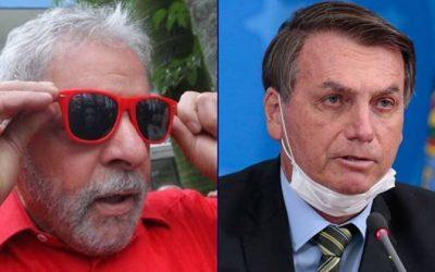 Bolsonaro perde e Lula vence no 1º turno a eleição