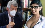 Fake News sobre ex-atriz pornô Mia Khalifa