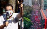 Guilherme Boulos manda recado para Bolsonaro